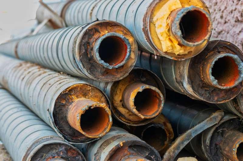 common sewer pipe in Atlanta, GA