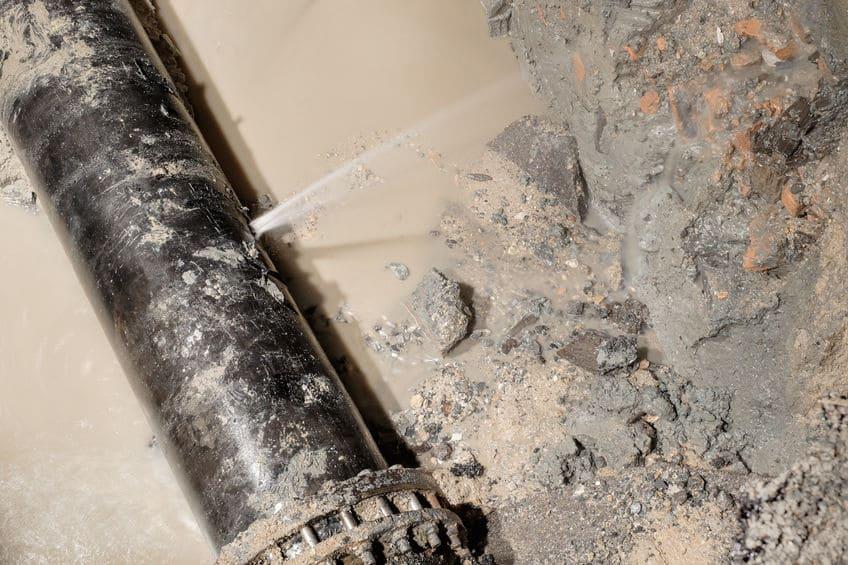 trenchless pipe repair in Marietta, GA