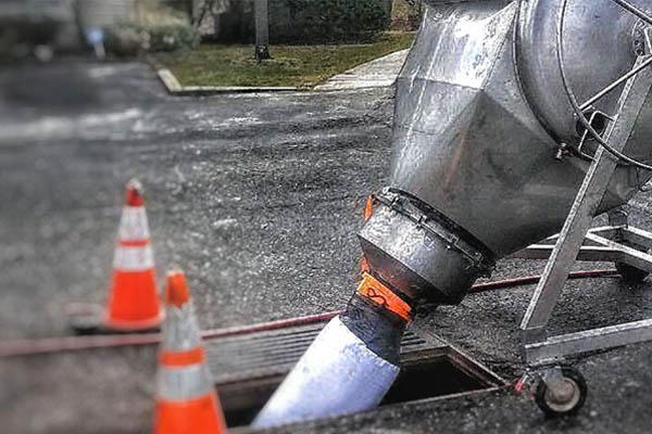 trenchless pipe repair in Atlanta, GA