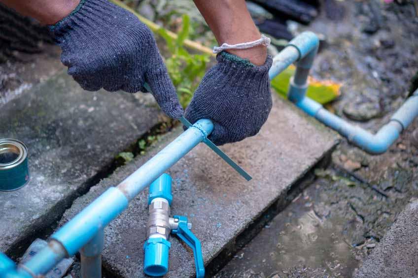 pipe repair in Atlanta, GA