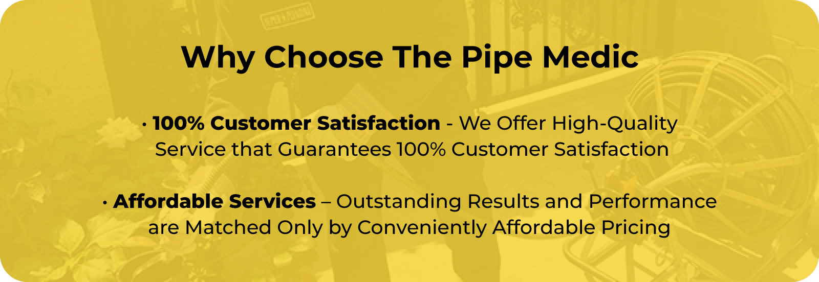 Atlanta Trenchless Pipe Repair