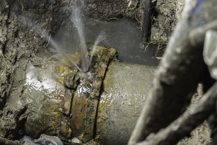 pipe repair services in Roswell, GA
