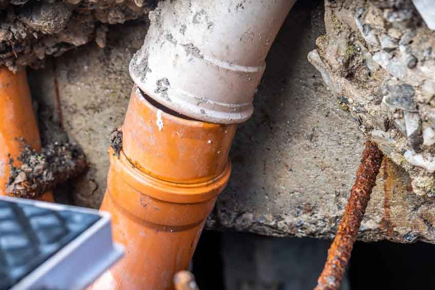 trenchless pipe repair in Canton, GA